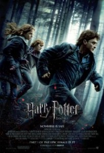 Potter 204x300 - Harry Potter and the Deathly Hallows, Part One