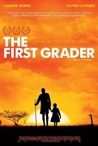 the first grader 2011 202x300 - The First Grader