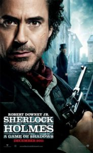 first posters images sherlock holmes 2 184x300 - Sherlock Holmes: A Game of Shadows