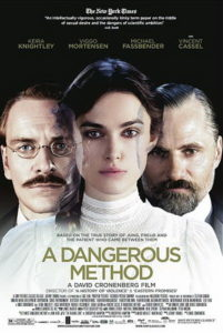 A Dangerous Method Poster 201x300 - A Dangerous Method