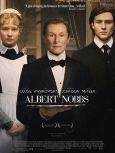 Albert Nobbs poster 225x300 - Albert Nobbs