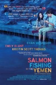 Salmon Fishing poster 199x300 - Salmon Fishing in the Yemen