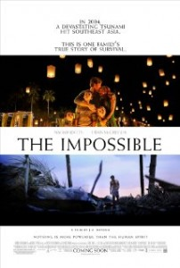 The Impossible poster 202x300 - The Impossible