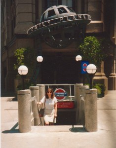 Hannah Daily Planet 235x300 - (My) Tales from the Warner Bros. Lot