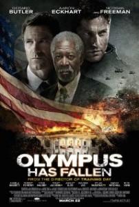 Olympus Has Falllen poster 202x300 - Olympus Has Fallen