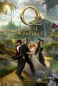 Oz poster 202x300 - Oz the Great and Powerful