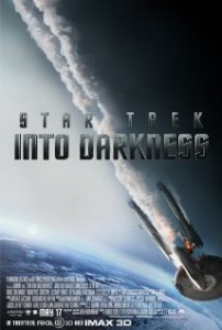 Star Trek Into Darkness poster 202x300 - Star Trek Into Darkness