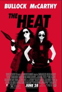 The Heat poster 203x300 - The Heat