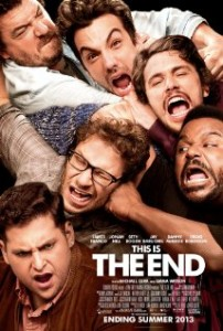 This Is The End poster 202x300 - This Is The End