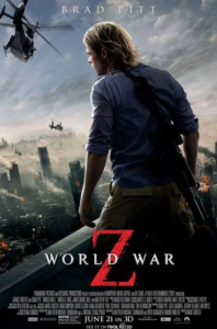World War Z poster 198x300 - World War Z