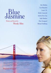 Blue Jasmine Poster 210x300 - Blue Jasmine