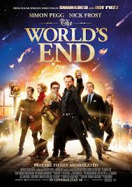 The Worlds End poster - The World's End