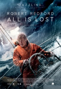 ALL IS LOST POSTER 207x300 - All is Lost