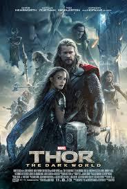 Dark World poster - Thor: The Dark World