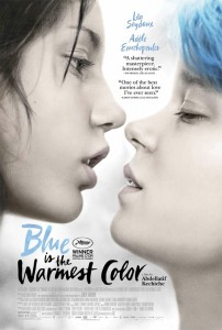 BlueisWarmestColorKissUSposterbig1 202x300 - Blue is the Warmest Colour