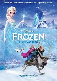Frozen poster - Frozen