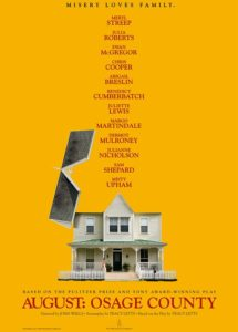 osage 215x300 - August: Osage County