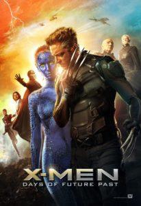 X Men Days of Future Past Mystique x Wolverine 206x300 - X-men: Days of Future Past