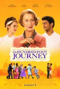 Hundred Foot Journey poster 202x300 - The Hundred-Foot Journey