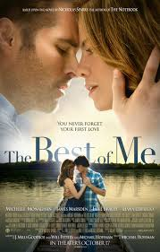 The Best of Me poster - The Best of Me