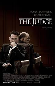 The Judge poster - The Judge