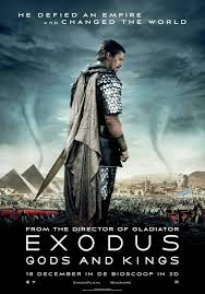 Exodus poster - Mainstream Chick's Christmas Day cheat sheet