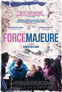 force majeure poster 202x300 - Force Majeure