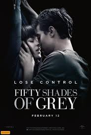 Fifty Shades of Grey movie poster - Fifty Shades of Grey