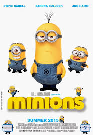 Minions movie poster - Minions