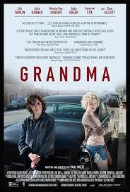 Grandma movie poster - Grandma