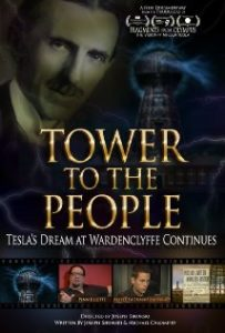 tesla 203x300 - Tower to the People-Tesla's Dream at Wardenclyffe Continues