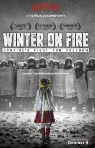 winteronfire 194x300 - Winter on Fire: Ukraine's Fight for Freedom