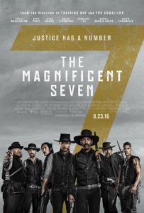 The Magnificent Seven poster 5 203x300 - The Magnificent Seven