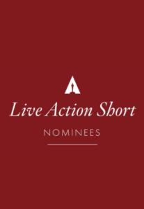 liveaction 207x300 - Live Action (Short Subject) Nominees