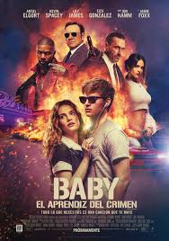 Baby Driver poster - Baby Driver Review