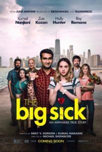 Big Sick poster 202x300 - The Big Sick Review