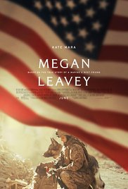 Megan Leavey poster - Review: Megan Leavey - A True(ish) Tale about a Marine and her Dog