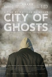 City of Ghosts poster - Quickie Reviews: Wish Upon; A Ghost Story; City of Ghosts; The B-Side: Elsa Dorfman's Portrait Photography