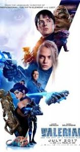 Valerian poster 158x300 - Quickie Reviews: Girls Trip; Dunkirk; Valerian and the City of a Thousand Planets