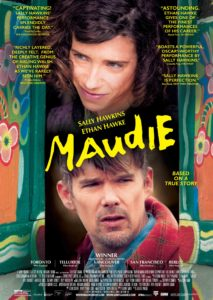 maudie poster 213x300 - Review: Maudie