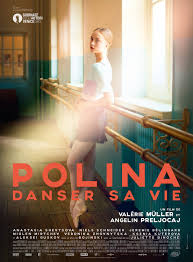 Polina poster - Quickie Reviews: I Do... Until I Don't; Crown Heights; Polina