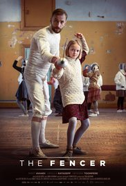 The Fencer poster - Quickie Reviews: The Glass Castle; Wind River; The Fencer; A Taxi Driver