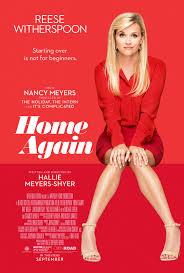 Home Again poster - Review: Home Again