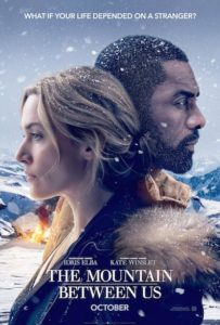 Mountain Between Us poster 203x300 - Review: The Mountain Between Us