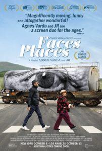 facesplaces 202x300 - Review: Faces Places