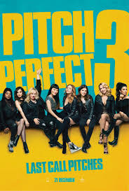 Pitch Perfect 3 poster - Review: Pitch Perfect 3