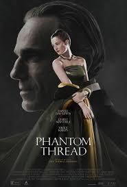 phantom thread poster - Review: Phantom Thread