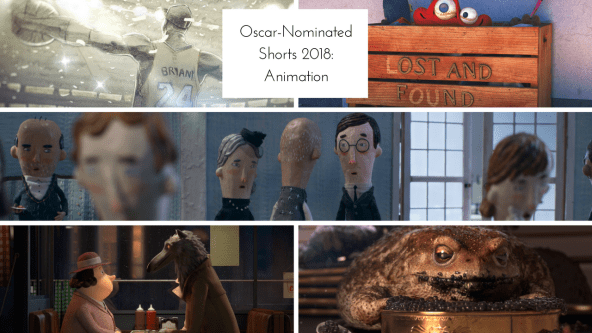 2018 animations 1 - Mini-reviews: The Oscar Nominated Shorts 2018 (Animation & Live Action)
