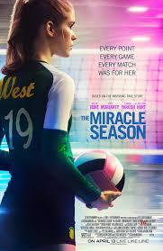 Miracle Season poster - Review: The Miracle Season