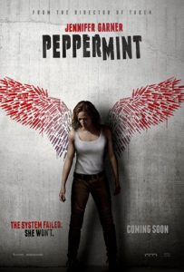 Peppermint poster 203x300 - Review: Peppermint